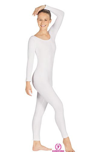 Adult Scoop Neck Long Sleeve Unitard (44129)