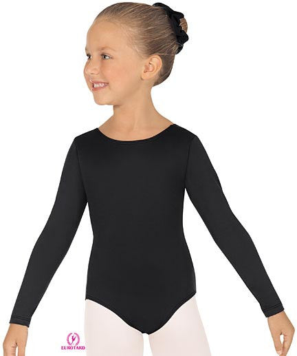 Child Long Sleeve Leotard (44265c)