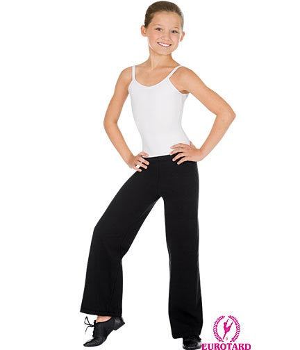Child Microfiber Jazz Pants (44555c)
