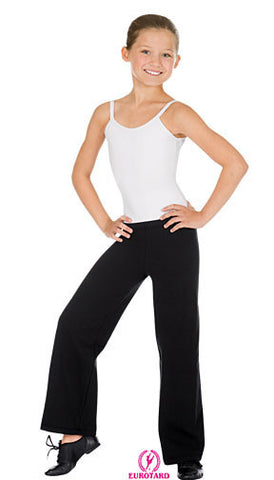 Child Cotton/Lycra Jazz Pants (46556)