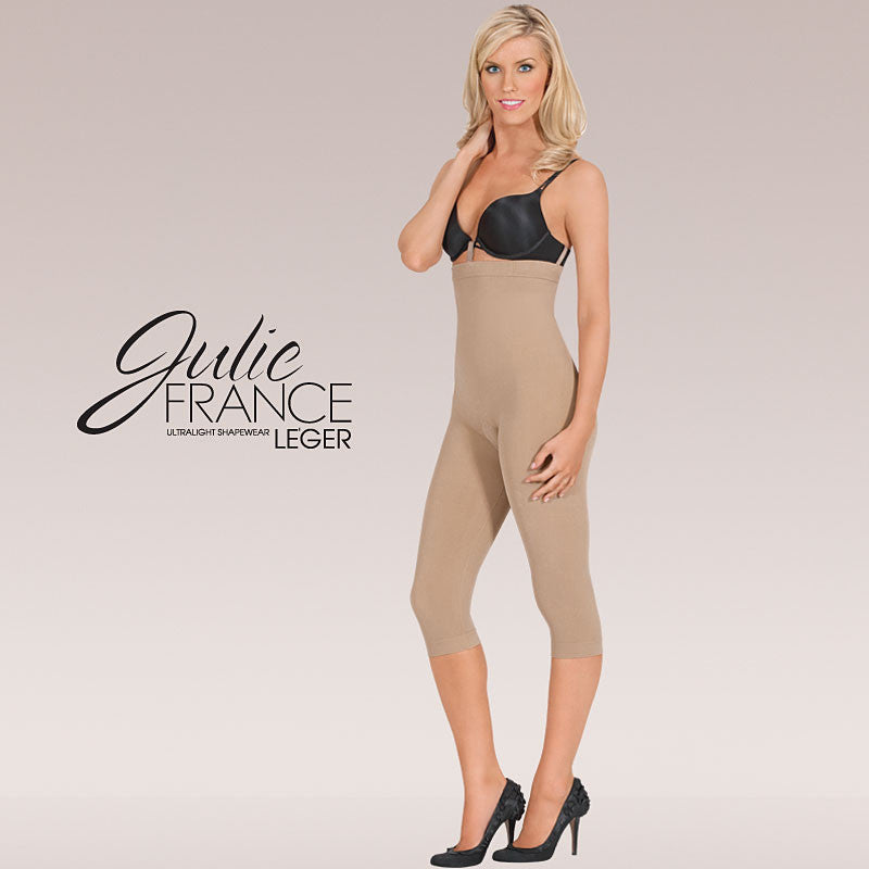 Adult High Waist Capri Legging (JFL19)