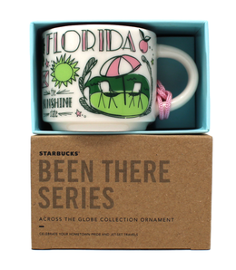 Starbucks Been There Series Ornament, Florida