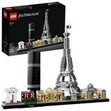 LEGO Architecture Skyline Collection 21044 Paris Building Kit (694 Piece)