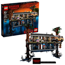 LEGO Stranger Things The Upside Down 75810 Building Kit, New 2019 (2,287 Pieces)