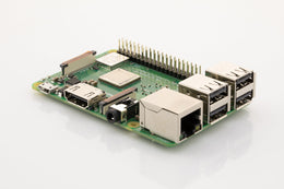Raspberry Pi 3 Model B+ Motherboard, 1GB, 1.4GHz ARM CPU