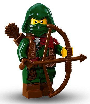 LEGO Minifigures Series 16 Rogue Minifigure