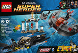 LEGO Superheroes Black Manta Deep Sea Strike (76027)