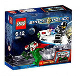 Space Police Squidman's Escape Set LEGO 5969