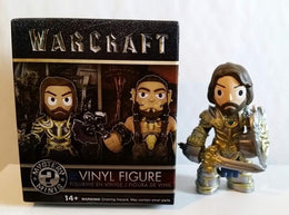 Funko Mystery Mini - Warcraft Movie Figure - King LLane Wrynn