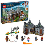 LEGO Harry Potter and The Prisoner of Azkaban Hagrids Hut: Buckbeaks Rescue 75947 (496 Pieces)