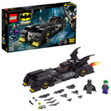 LEGO DC Batman Batmobile: Pursuit of The Joker 76119 Building Kit, New 2019 (342 Pieces)