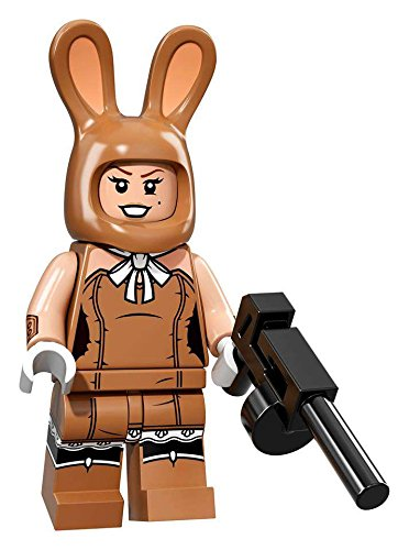 DC LEGO Batman Movie March Harriet Minifigure [Loose]