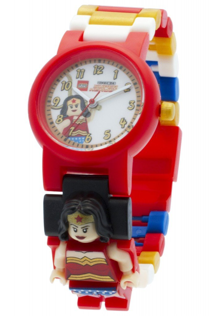 Lego Kids DC Universe Wonder Woman Link Watch (8020271)