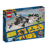 LEGO Superheroes Superman & Krypto Team-up 76096 Building Kit (199 Piece)