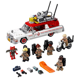 LEGO 75828 Ghostbusters Ecto-1 & 2 Building Kit
