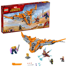 LEGO Marvel Super Heroes Avengers: Infinity War Thanos: Ultimate Battle 76107 (674 Piece)