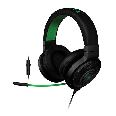Razer Kraken Pro Analog Gaming Headset for PC, Xbox One and Playstation 4, Black