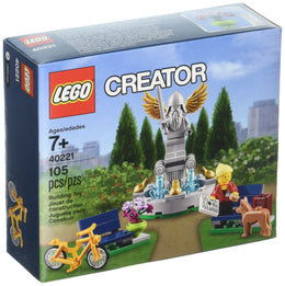 LEGO 40221 Creator - Park Fountain