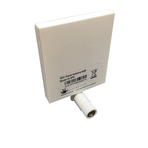 BlueProton 6dBi 5.8GHz Panel Antenna for DJI by ARGtek