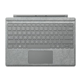 Microsoft Surface Signature Type Cover Platinum Grey Alcantara