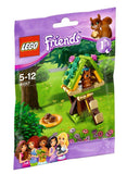 LEGO Friends Squirrel Tree House (41017)