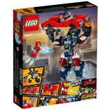 LEGO Super Heroes Iron Man: Detroit Steel Strikes 76077