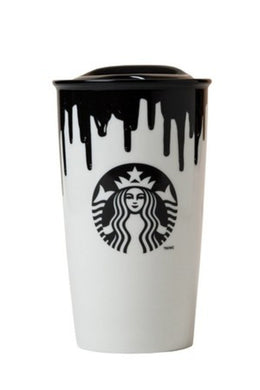 Starbucks Limited Edition Band of Outsiders Designer - Black 12 Oz (11036769)
