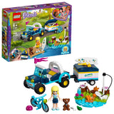 LEGO Friends Stephanies Buggy & Trailer 41364 Building Kit (166 Pieces)