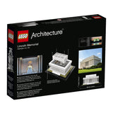 LEGO Architecture Lincoln Memorial Model Kit (21022)