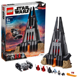 LEGO Star Wars Darth Vaders Castle 75251 Building Kit (1060 Pieces)