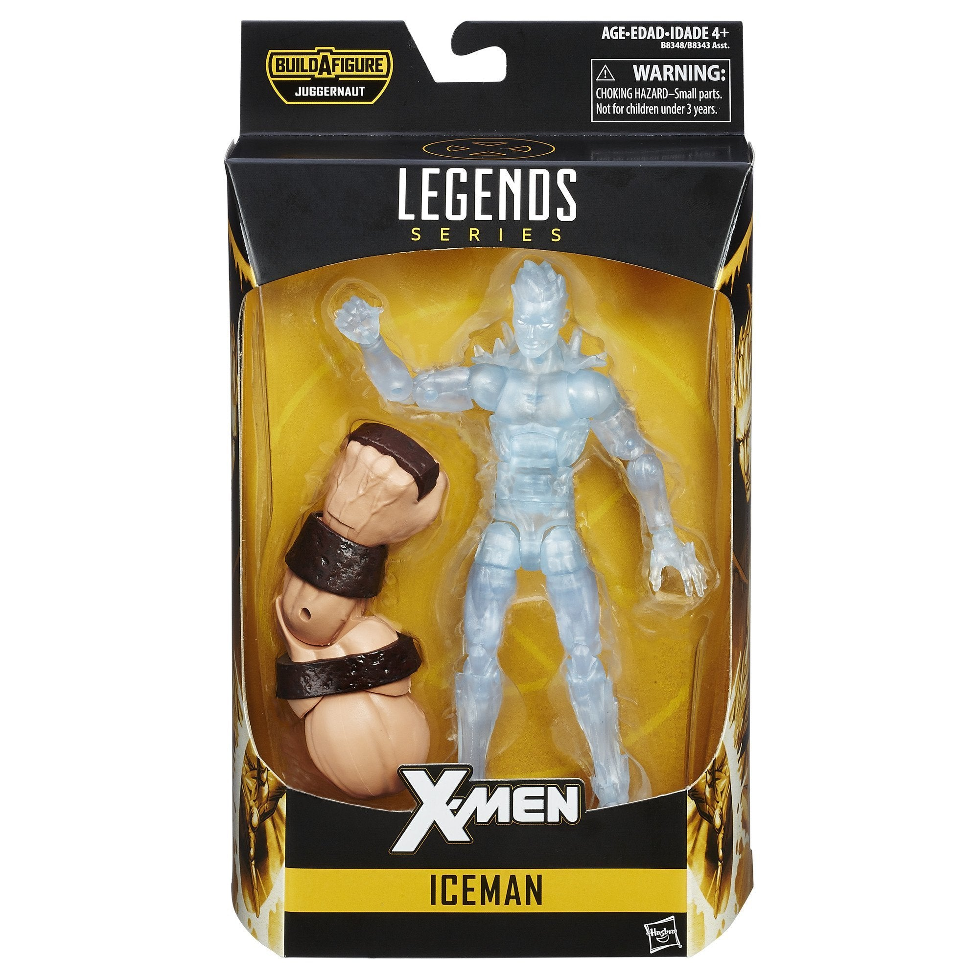 Marvel 6 Inch Legends Series Iceman