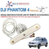 BlueProton ARGtek Car Kit Mount for DJI Phantom 4 Pro, Pro+, 4, Phantom 3 Pro, Adv & Yuneec Typhoon H