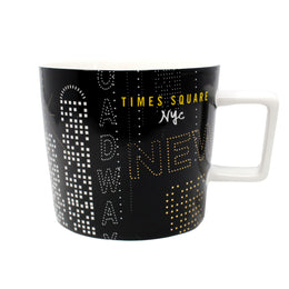 Starbucks Times Square NYC Collection, Ceramic Mug 14 Oz