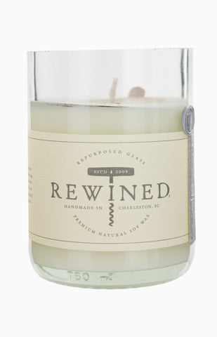 Rewined Rose` Candle