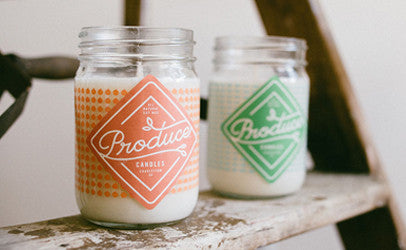 Produce Candles