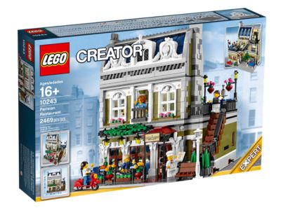 10243 LEGO Parisian Restaurant Creator (Retired)