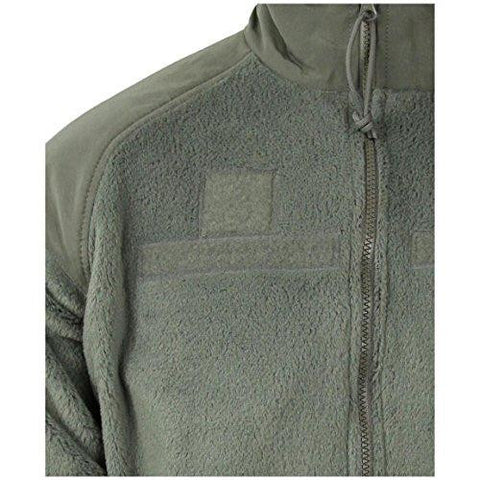 GEN III Polartec Fleece Jacket Foliage Green Genuine Issue