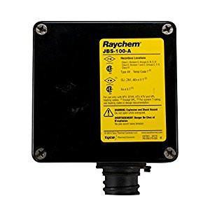 TYCO Raychem JBS-100A Single Entry Power Connection Kit w/ Nema 4X Junction Box