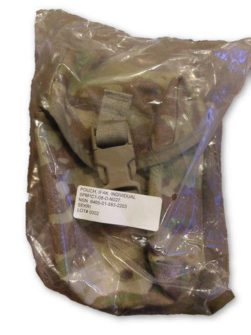 NEW Multicam IFAK Individual First Aid Kit Pouch