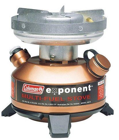 Coleman Exponent Multi-Fuel Stove 550B725