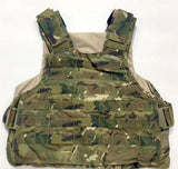 Original Crye Precision Plate Carrier Vest Multicam Size Medium SOCOM SEAL
