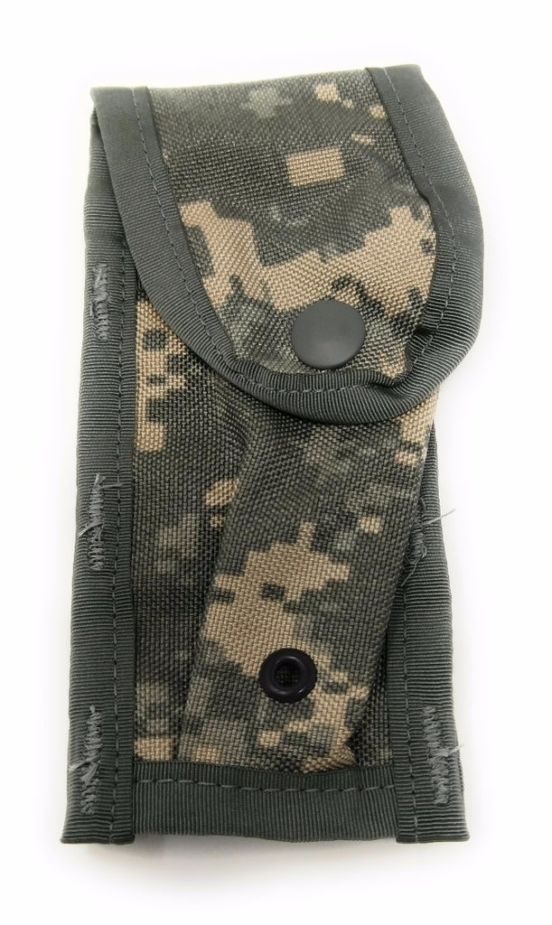Military MOLLE II 9MM Magazine Pouch (Single) ACU