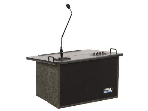 Anchor Audio, Acclaim Lectern, Gray, ACL-7500