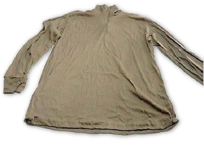 Military Thermal Lightweight Cold Weather LWCWUS Undershirt Base Layer