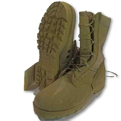 Rocky Hot Weather Tan Combat Boots 13N 789