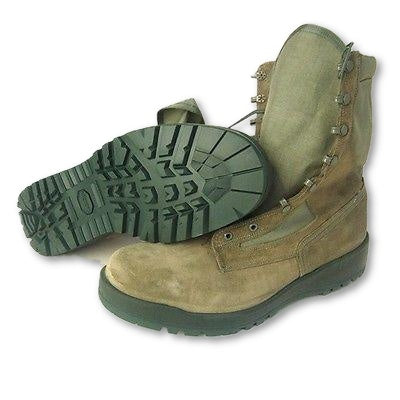 Wellco S160 Hot Weather Boots, Sage - Size 13.5 R S160-100W