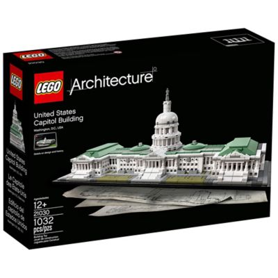 21030 LEGO Architecture United States Capitol Building