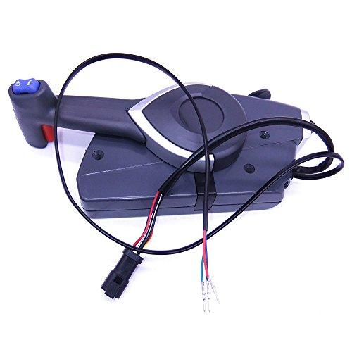 5006180 Boat Motor Side Mount Remote Control Box for Johnson Evinrude OMC BRP Outboard Engine