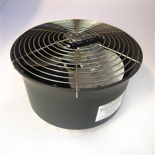 US Military Self Powered Thermoelectric Fan Kettle Fan Stove Space Heater