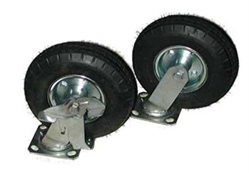 Portacool CASTER-KIT-02 Heavy-Duty Casters for 24'' and 36'' models, Set of 4, 8''